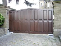 Portones automaticos seguridad para garajes for Garajes automaticos