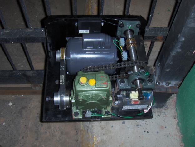 Portones electricos - Motores electricos para puertas ...