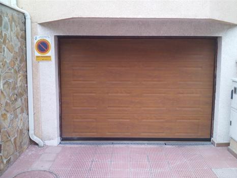 Click Here for Puertas de hierro automatizados