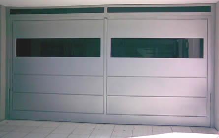Puertas de aluminio for Puertas metalicas precios